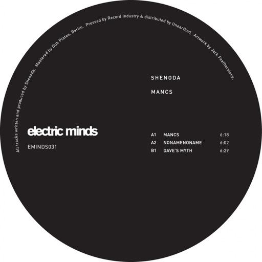 Mancs - Single by Shenoda