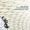 Linos Piano Trio - C.P.E. Bach: Complete Piano Trios  artwork