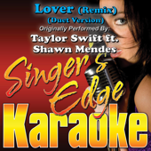 [Download] Lover (Remix) [Duet Version] [Originally Performed By Taylor Swift & Shawn Mendes] [Instrumental] MP3