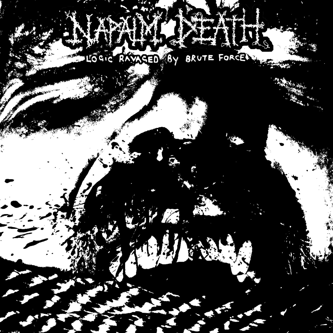 Napalm Death - Logic Ravaged by Brute Force [EP] (2020)
