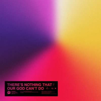 There's Nothing That Our God Can't Do (Live) - Single