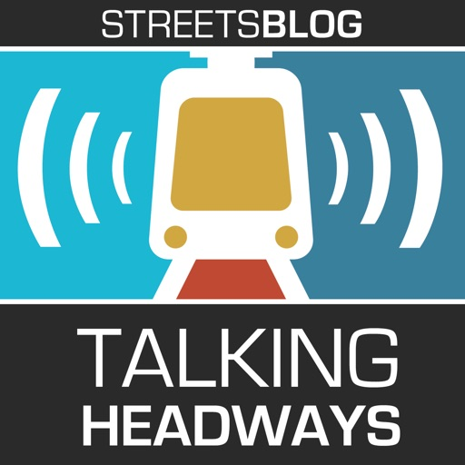 Cover image of Talking Headways: A Streetsblog Podcast