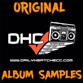 DailyHeatChecc: DailyHeatChecc Album Samples: Every Sample