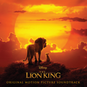 Various Artists - The Lion King (Original Motion Picture Soundtrack)  artwork
