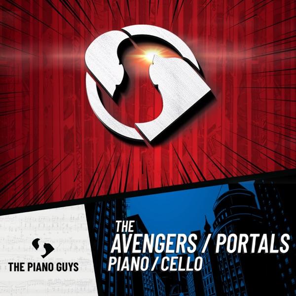 Avengers/Portals - Single