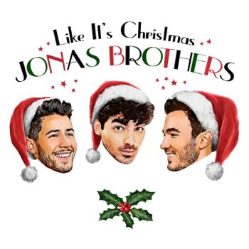 Jonas Brothers Like Its Christmas Jonas Brothers album songs, reviews, credits