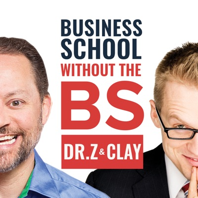 Thrivetime Show | Business School without the BS image