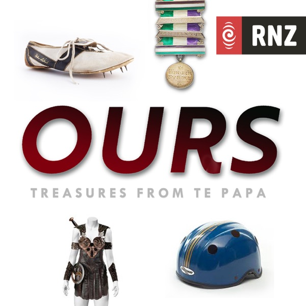 RNZ: Ours: Treasures from Te Papa
