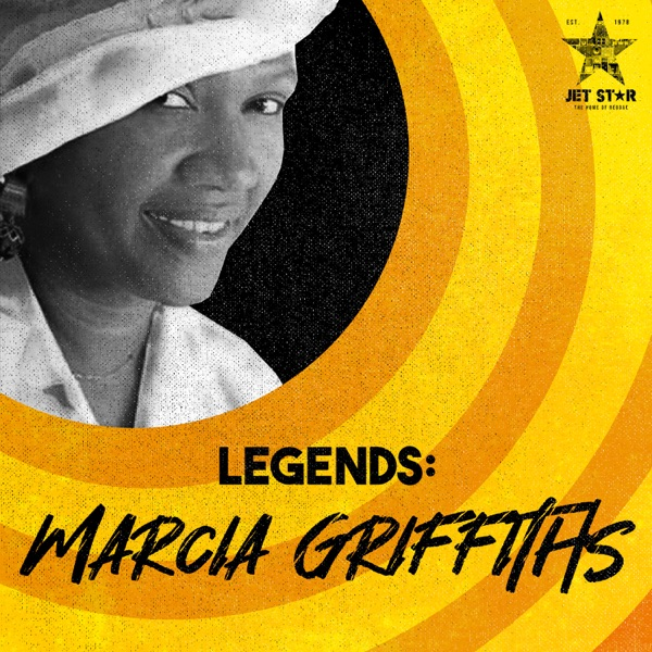 Marcia Griffiths - Love Is Automatic