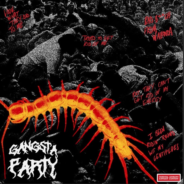Gangsta Party - Single