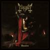 Mayhem - The Dying False King artwork