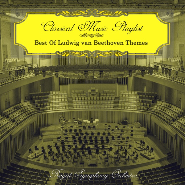 Classical Music Playlist - Best of Ludwig van Beethoven Themes