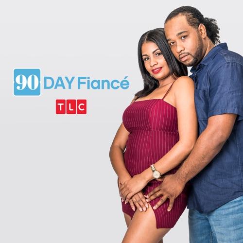90 Day Fiancé, Season 7 poster