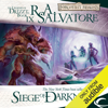 R.A. Salvatore - Siege of Darkness: Legend of Drizzt: Legacy of the Drow, Book 3 (Unabridged)  artwork