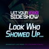 Look Who Showed Up! - Let Your Geek Sideshow