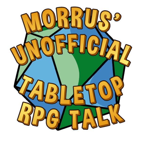 Morrus' Unofficial Tabletop RPG Talk | Podbay