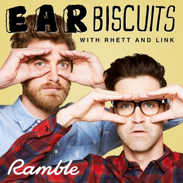 189: Can We Be Friends With Robots? | Ear Biscuits Ep. 189