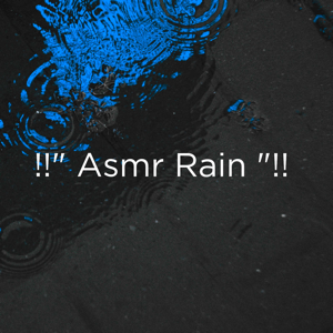 "Rain Sounds & Rain for Deep Sleep - !!"" Asmr Rain ""!!"