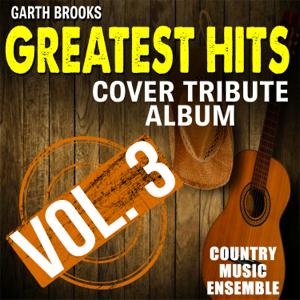 Country Music Ensemble - Garth Brooks Greatest Hits: Cover Tribute Album, Vol. 3