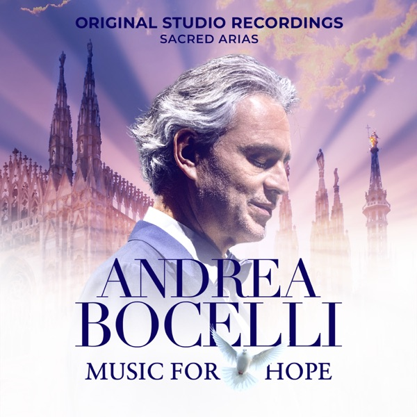 Music for Hope: Original Recordings 'Sacred Arias' - EP