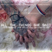 All the Things She Said (Feat. Chase the Comet) artwork