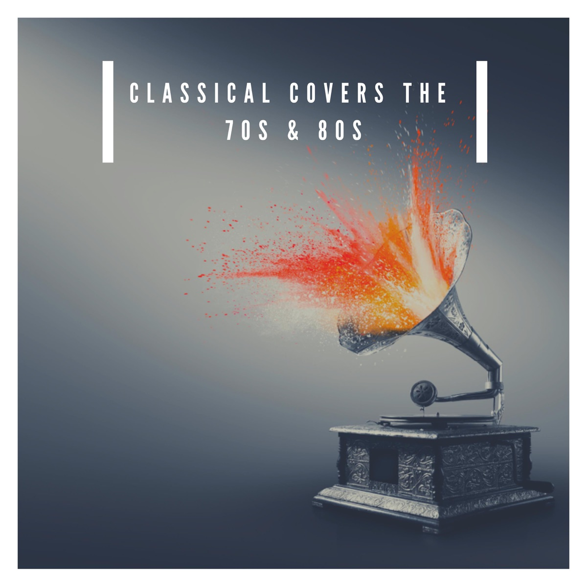 Classical Covers the 70S and 80S Album Cover by Various Artists