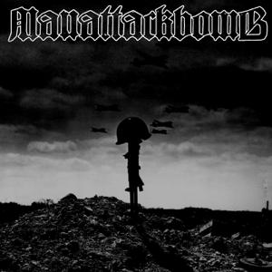 Man Attack Bomb - Man Attack Bomb - EP