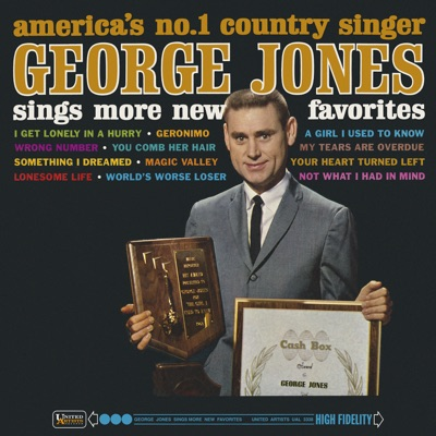 Sings More New Favorites - George Jones