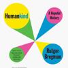 Rutger Bregman - Humankind  artwork
