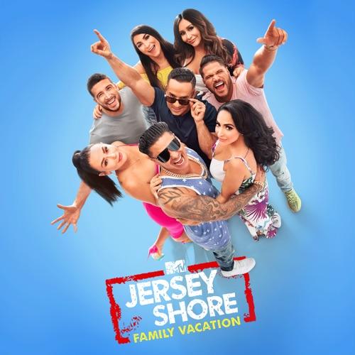Jersey Shore: Family Vacation, Season 3 movie poster
