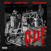 Give No Fxk (feat. Travis Scott & Young Thug) - Migos