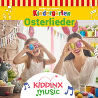 KIDDINX Music - Osterlieder (Lieder aus meinem Kindergarten) artwork