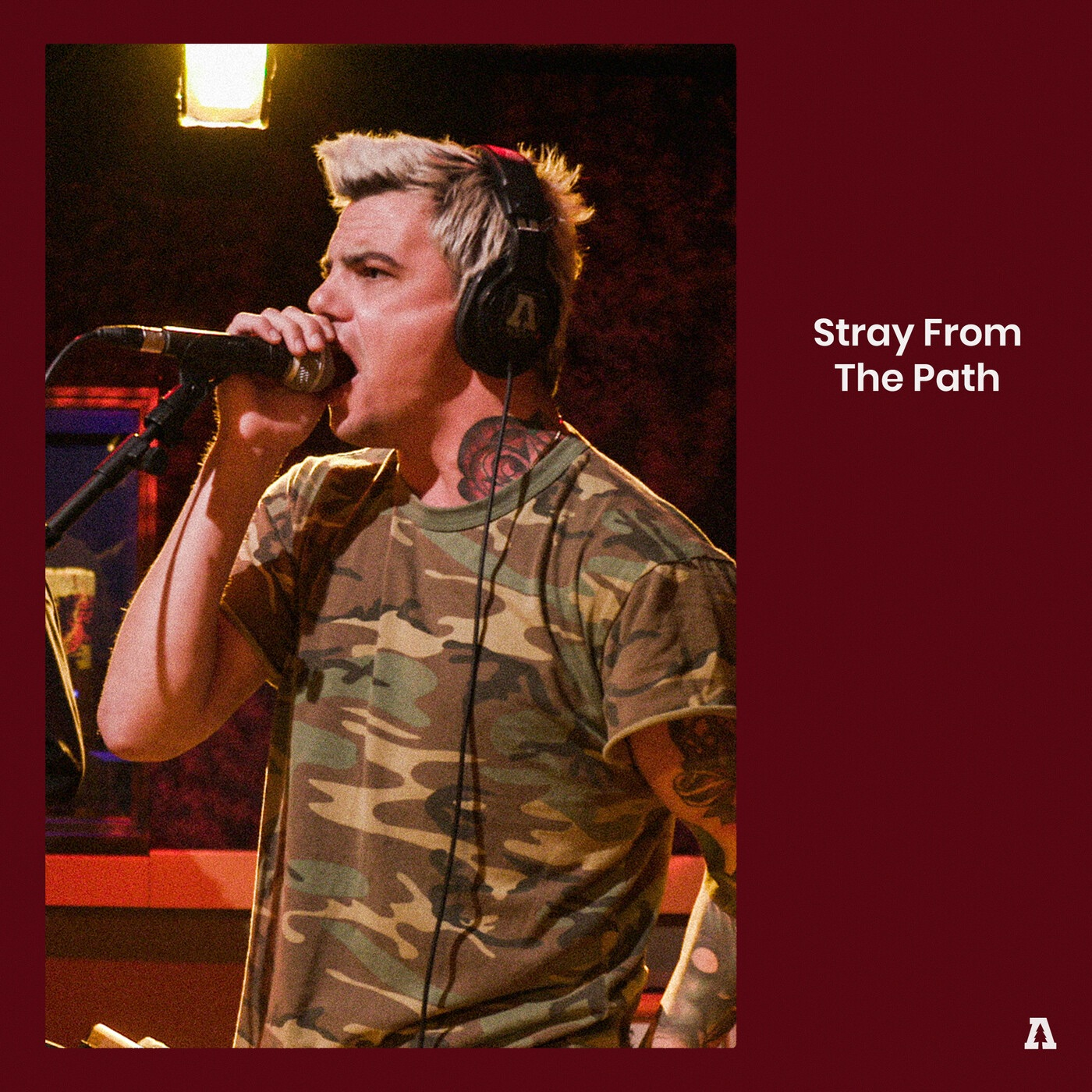 Stray From The Path - Audiotree Live (2019)