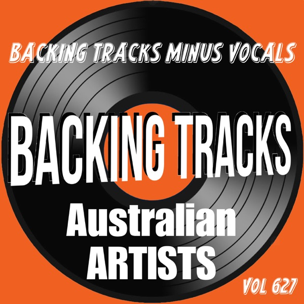 Backing Tracks Australian Artists Vol 627 (Instrumental Karaoke Backing Track)