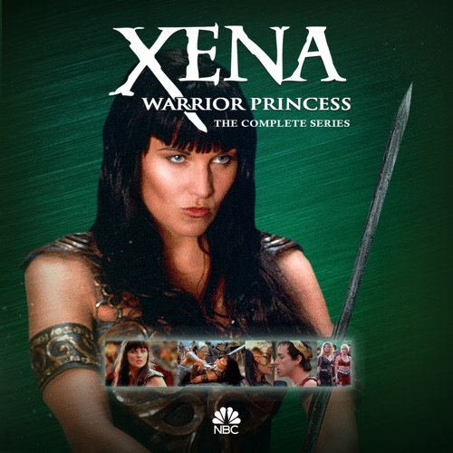 Xena: Warrior Princess, The Complete Series image