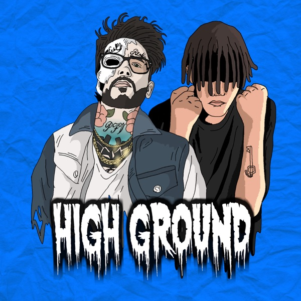 High Ground (feat. Moxas) - Single