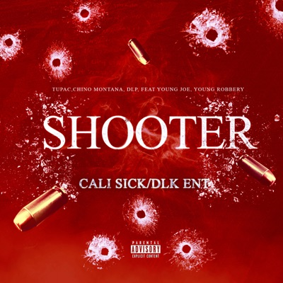 Shooter (feat. Young Joe & Young Robbery) - Single - 2pac