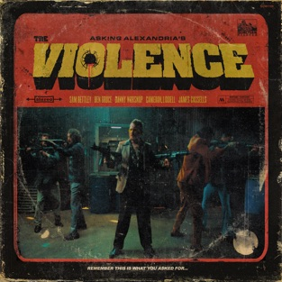 Asking Alexandria – The Violence – Single [iTunes Plus AAC M4A]
