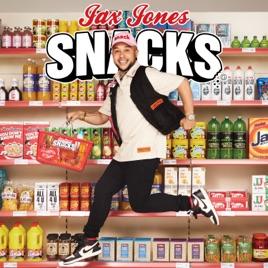 Jax Jones - Snacks (Supersize) (2019) LEAK ALBUM