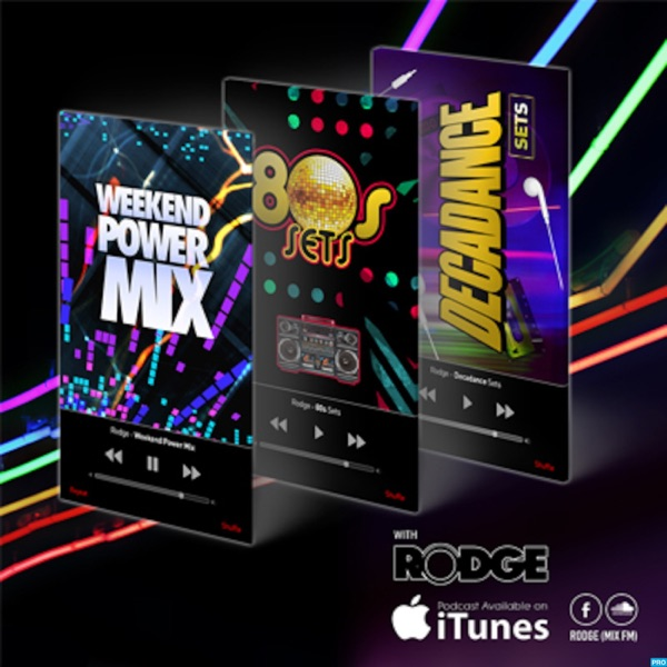Rodge - Weekend Power Mix - Podcast – Podtail