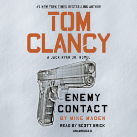 Tom Clancy Enemy Contact (Unabridged) - Mike Maden mp3 download