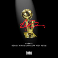 Drake - Money In The Grave (feat. Rick Ross) artwork