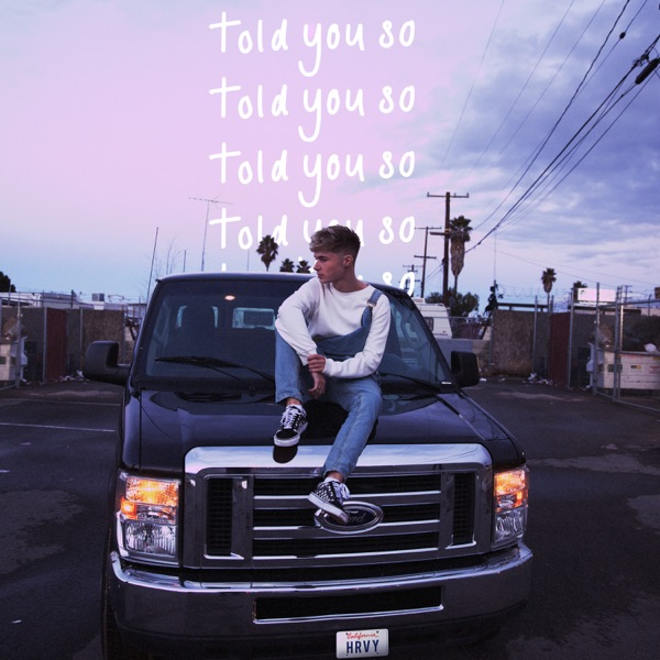 Cover art for Told You So
