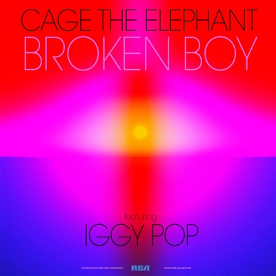 CAGE THE ELEPHANT FEAT. IGGY POP