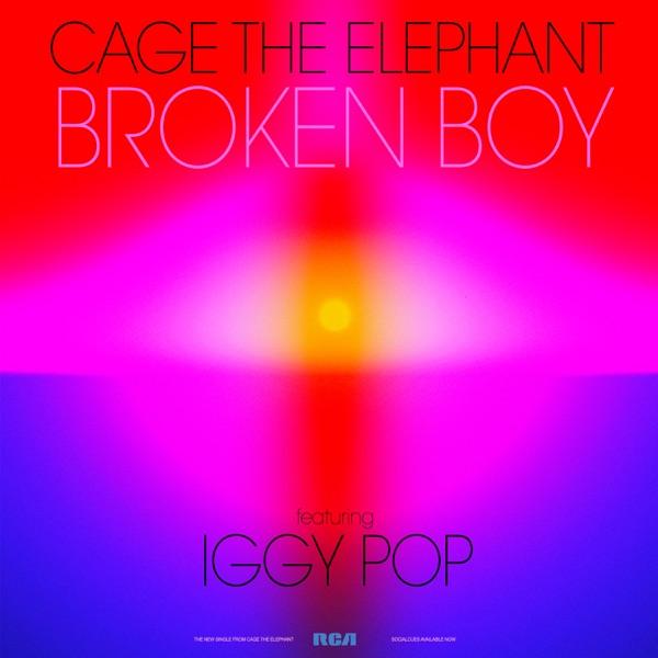 Cage The Elephant Broken Boy (feat. Iggy Pop)