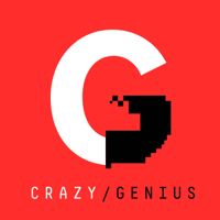 Podcast cover art of Crazy/Genius