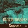 Back In Business - Single, Sensato