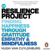The Resilience Project - Hugh van Cuylenburg Cover Art