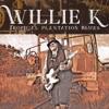 Willie K - Tropical Plantation Blues  artwork