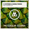 C-Systems & Hanna Finsen - Not Giving Up (Extended Mix) artwork